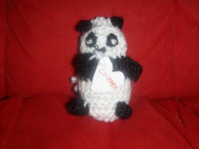 Oso panda  熊猫  xióng māo